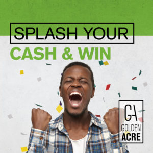 Golden Acre Spend To Win